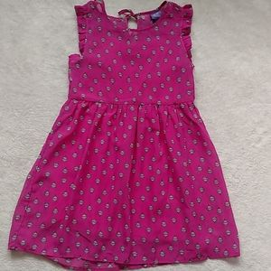 Girls sleeveless dress, size M/10-12